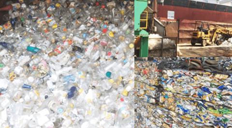 一般廃棄物の再生資源化